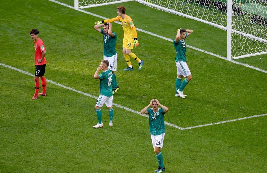 Gomez a jucat pentru naționala Germaniei la Campionatul Mondial din 2018 // Sursă foto: Getty