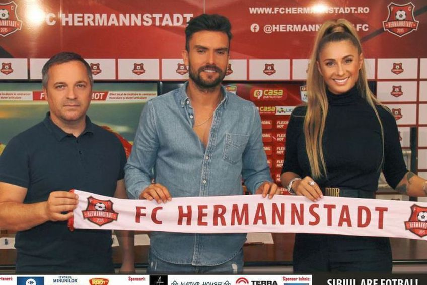 Ruben Albes a fost adus de Anamaria Prodan la Dinamo