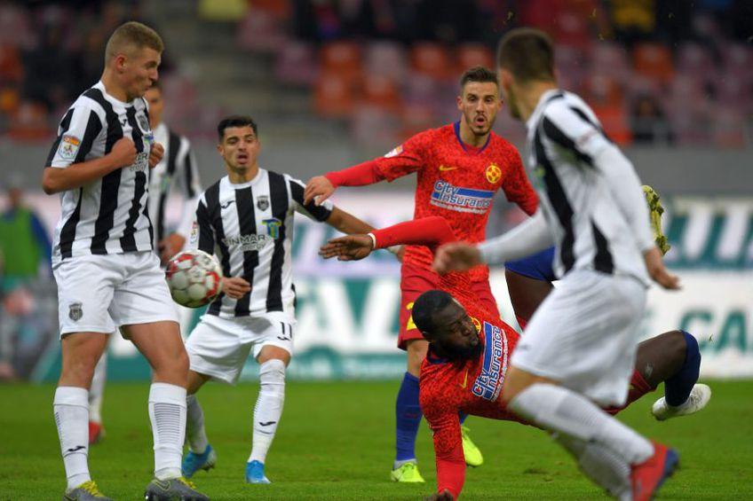 Astra Giurgiu vrea să transfere de la FCSB