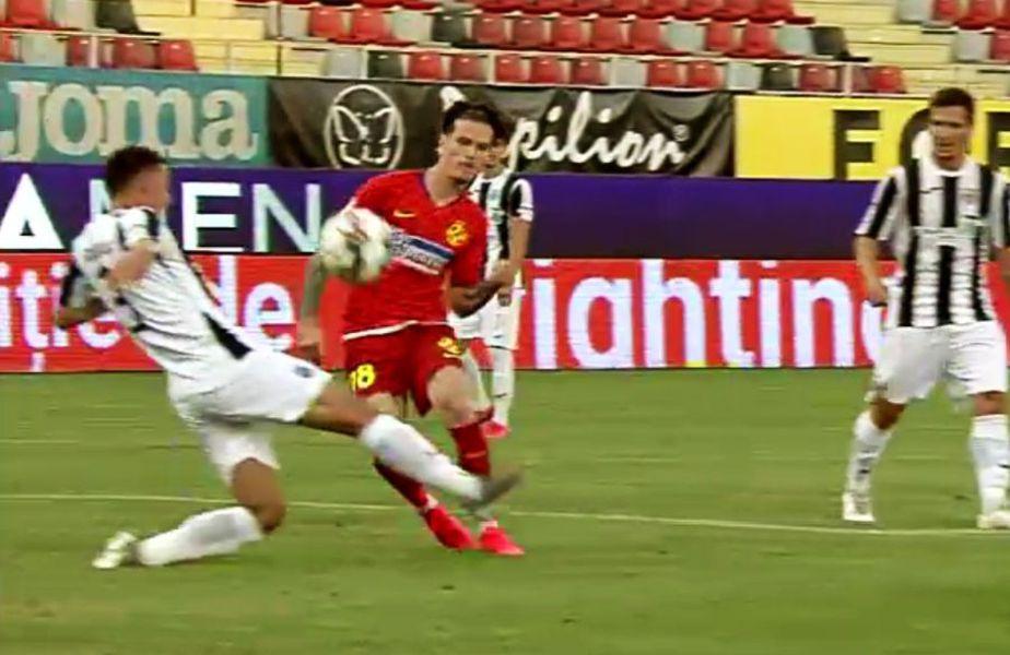 Golul secund al roș-albaștrilor a fost unul de excepție