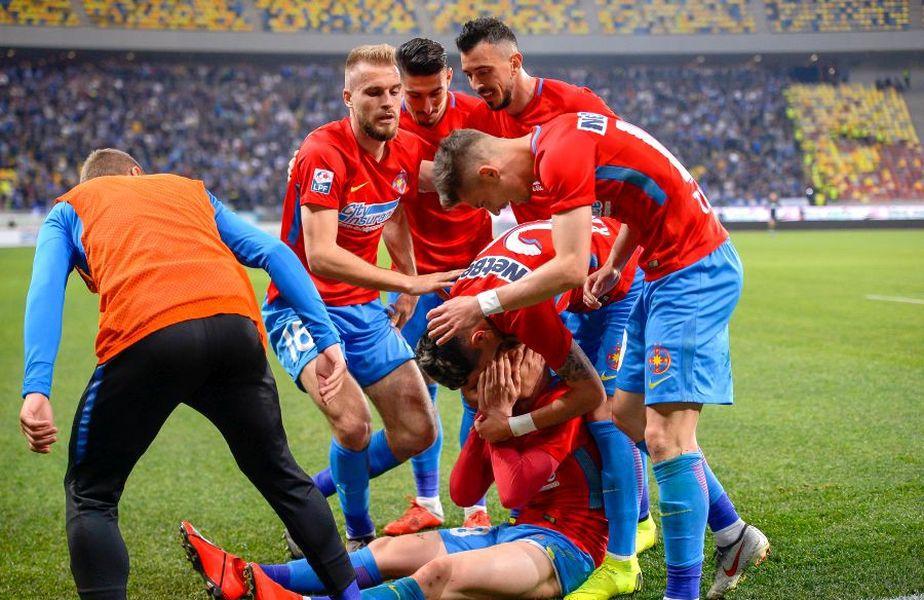 """Becali s-a enervat pe un fotbalist de la FCSB: """"Ce să mai discut cu Planic? Eu nu fac discuții amicale cu jucătorii!"""""""