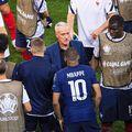 Franța, campioana mondială și finalistă la EURO 2016, a fost eliminată din optimile EURO 2020 de Elveția // FOTO: Imago
