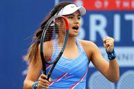Emma Răducanu, marea speranță a tenisului britanic, debutează azi la Wimbledon: tatăl e român, mama chinezoaică, ea se inspiră de la Halep!