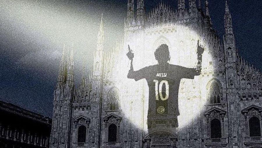 """INTER MILANO. Conte, reacție genială după ce a văzut imaginea cu Messi: """"Ar fi mai ușor să mutăm Domul"""" » Ce scriu italienii"""