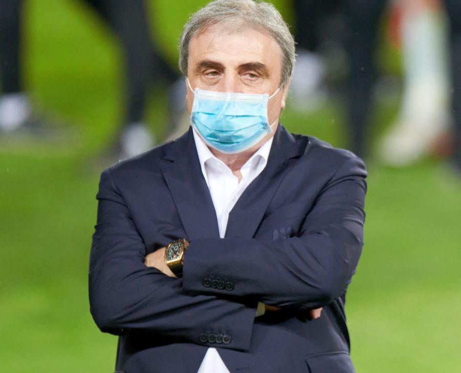 EXCLUSIV Cel mai influent om din FRF, gest revoltător împotriva lui Sepsi la finala Cupei » Reacția Federației