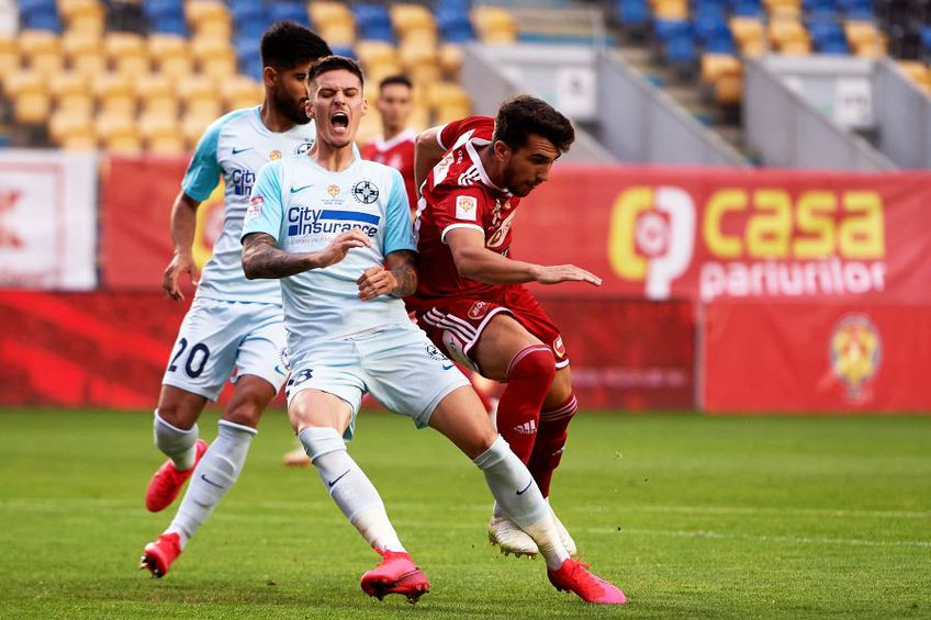 FCSB a câștigat cu Sepsi, 1-0