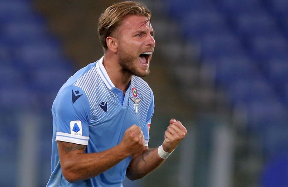 Ciro Immobile a marcat 35 de goluri în acest sezon de Serie A // foto: Guliver/gettyimages