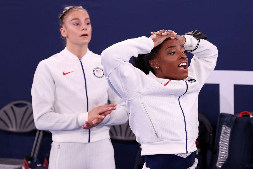 Piers Morgan, jurnalist și vedetă TV în Marea Britanie, a criticat-o pe Simone Biles, după ce gimnasta din Statele Unite ale Americii s-a retras din mai multe probe de la Jocurile Olimpice.
