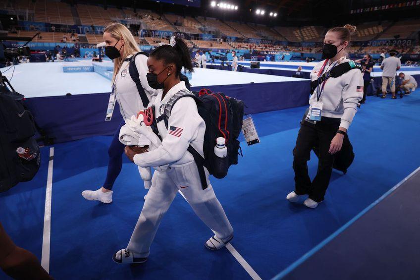 Simona Halep îi ia apărarea lui Simone Biles după ce aceasta s-a retras de la Jocurile Olimpice