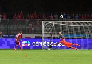 Sepsi - Spartak Trnava 1-1, 3-4 d.pen. » Covăsnenii sunt eliminați după loviturile de departajare