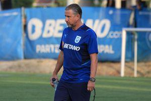 """Reghecampf, după debutul ratat la CSU Craiova: """"Aici am ajuns!"""" + a găsit momentul-cheie din meciul cu Laci"""