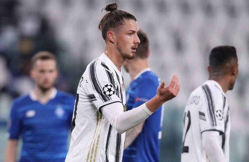 Fundașul central Radu Drăgușin (19 ani) este dorit de Cagliari, formație la care evoluează și Răzvan Marin (25 de ani).