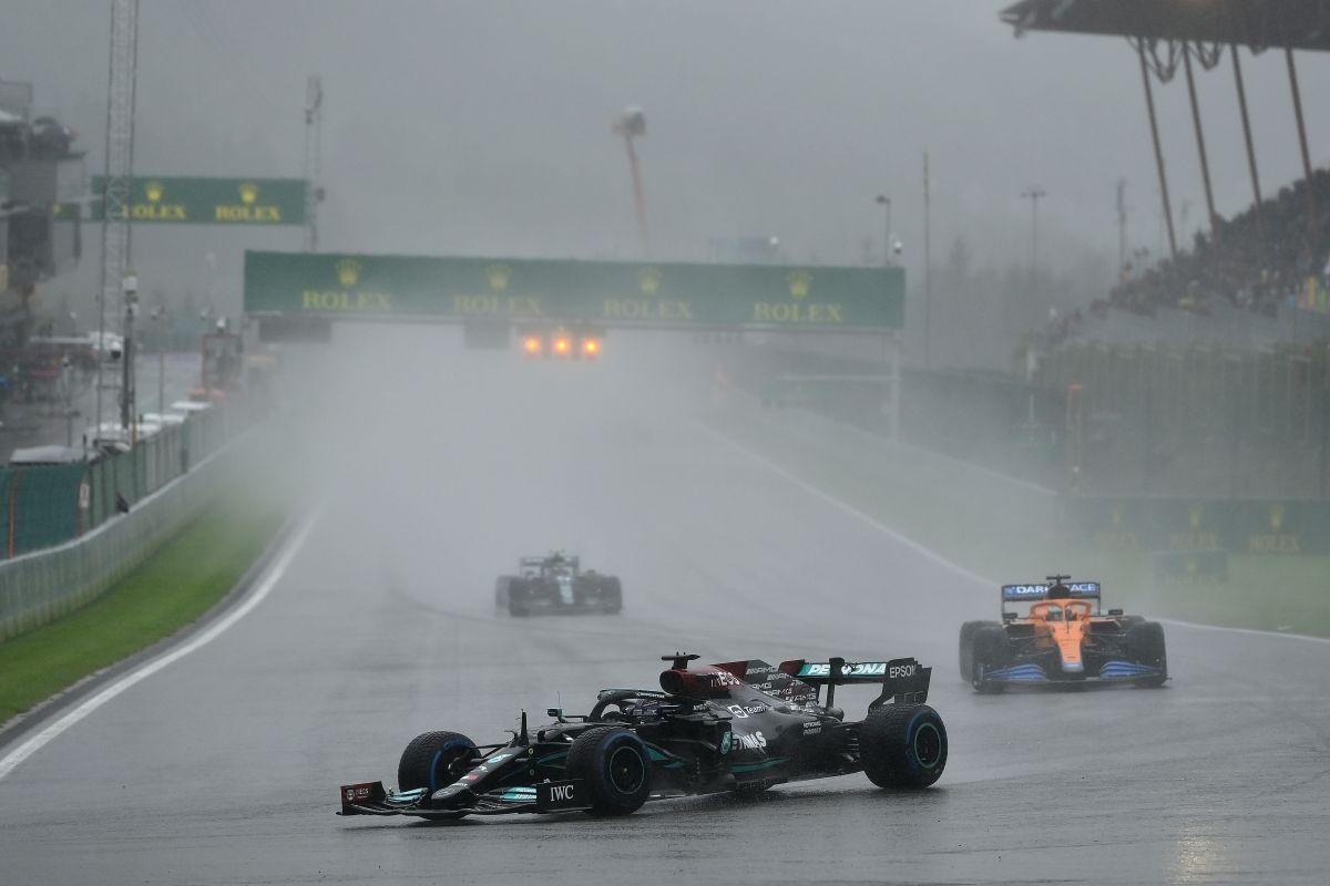 Formula 1 - Marele Premiu al Belgiei