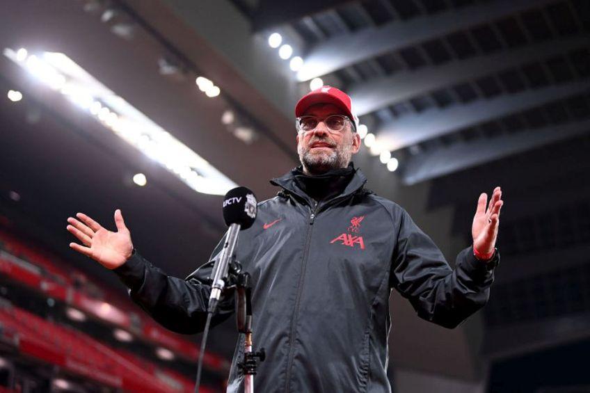 """Liverpool - Arsenal 3-1. Campioana, a treia victorie consecutivă în Premier League, deși a avut trei etape grele. Managerul Jurgen Klopp a protestat vehement, auzindu-l pe Roy Keane spunând că """"Liverpool a avut câteva momente de neglijență""""."""