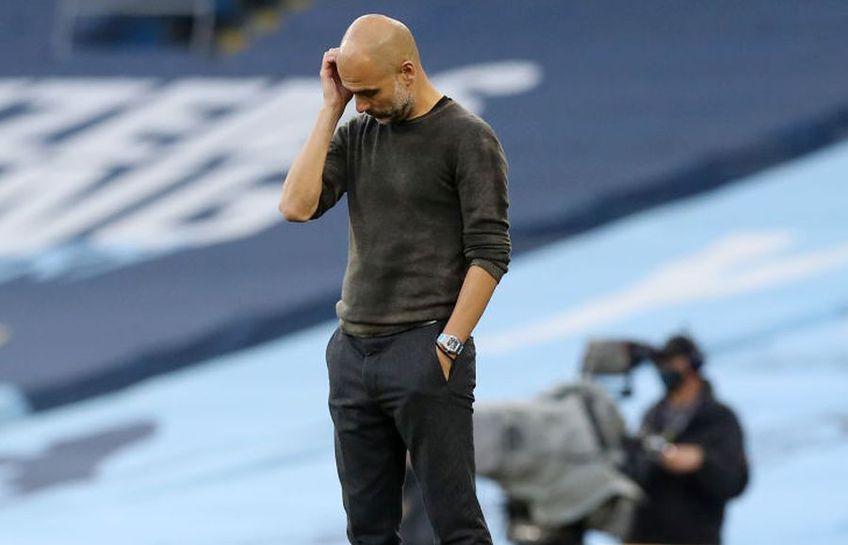 Pep Guardiola a pierdut în ultima etapă cu Manchester City, scor 2-5 pe teren propriu cu Leicester