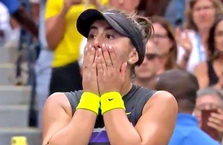 Bianca Andreescu (20 de ani, 7 WTA), jucătoarea canadiană cu origini românești, se clasează pe locul 5 în acest clasament, la egalitate cu superstarul Neymar.