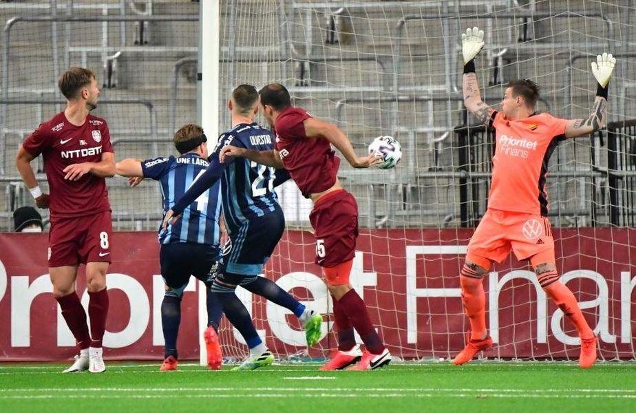 CFR Cluj - KuPS, meci din play-off-ul Europa League, se va disputa joi, 1 octombrie, de la ora 18:30, nu 19:30, așa cum a fost programat inițial.