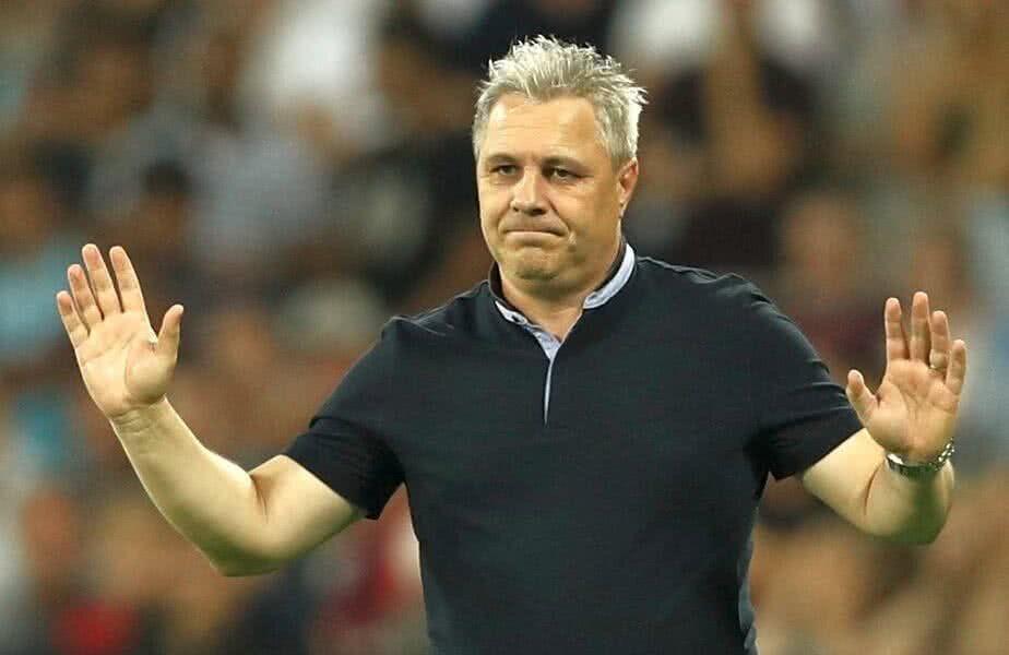 Marius Șumudică, antrenor Gaziantep