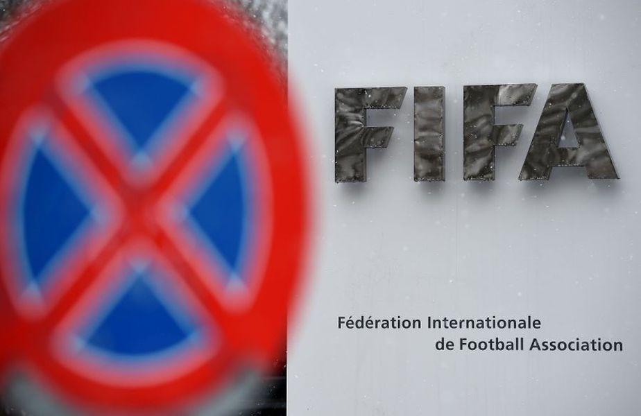 FIFA a exclus definitiv din fotbal un președinte corupt de club din Paraguay. foto: Guliver/Getty Images