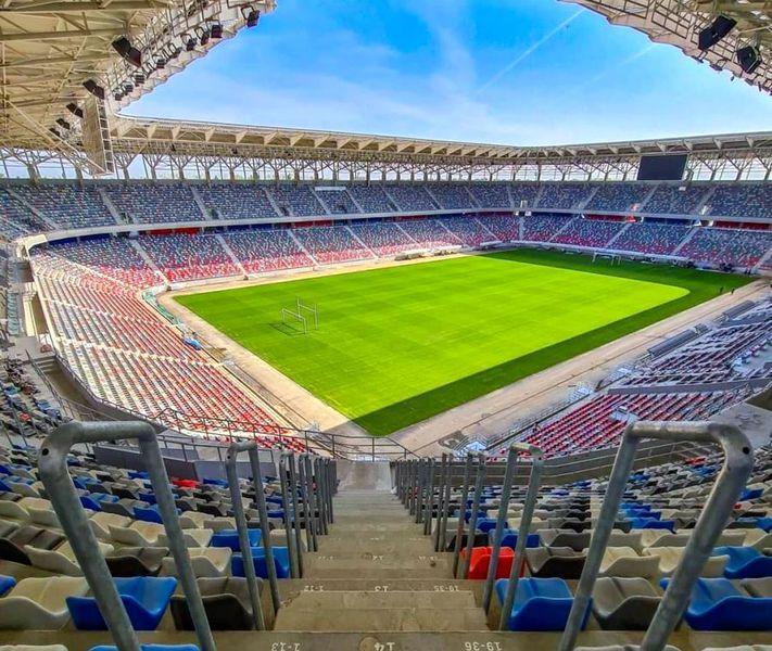 Noi imagini de la stadionul Steaua - 29 septembrie 2020