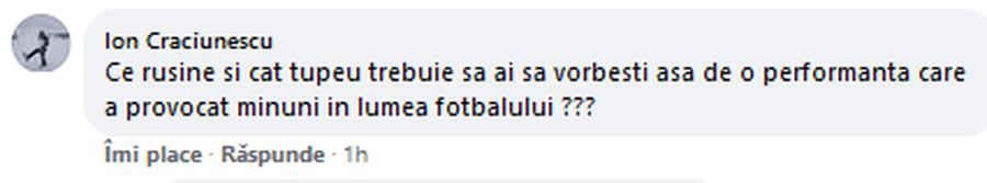 """Sheriff a câștigat pe """"Bernabeu"""", dar Mihai Stoichiță n-o vede bine în Liga 1: """"Ar fi în play-out la noi"""" » Crăciunescu ripostează: """"Ce rușine și cât tupeu să ai?"""""""