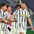 Juventus a avut trei goluri anulate cu Barcelona // FOTO: Reuters