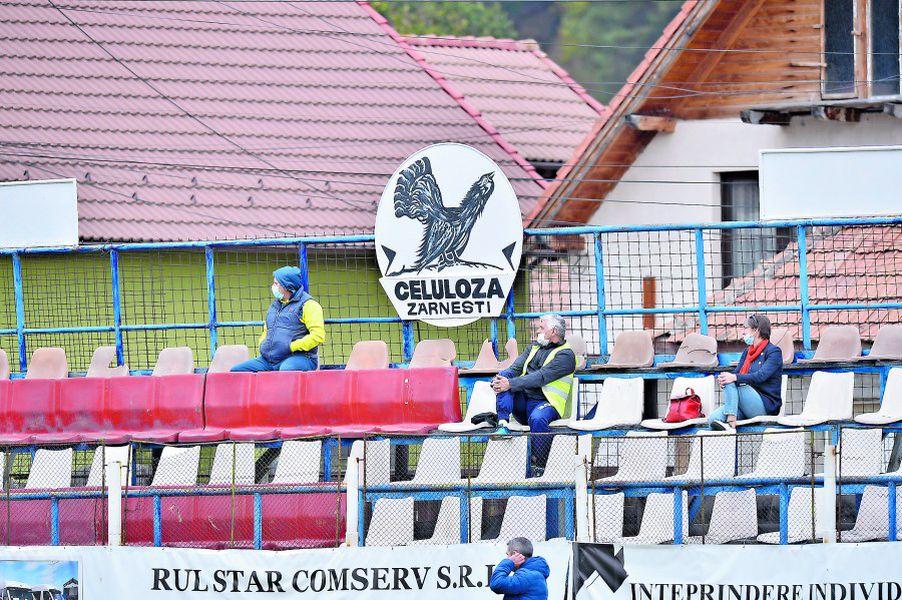 Reportaj Liga 4 Zărnești - Săcele