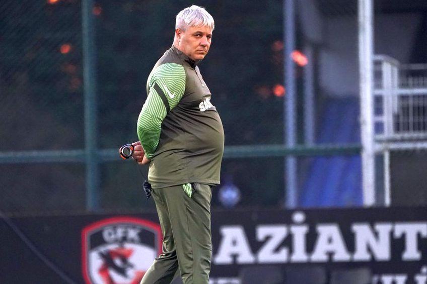 Marius Șumudică (49 de ani), antrenorul lui Gaziantep, a recunoscut că este pe lista celor de la Trabzonspor