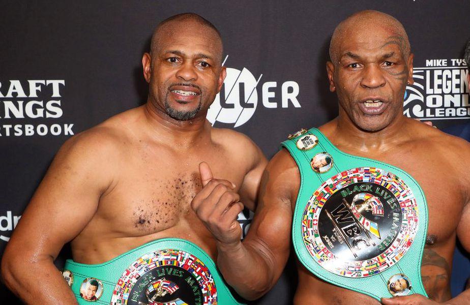 Mike Tyson (54 de ani) și Roy Jones Jr. (51 de ani) ar putea lupta din nou, de această dată în Rusia.