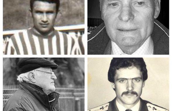 Săptămână neagră și în fotbalul românesc: am pierdut 4 nume importante pentru echipe-simbol ale României