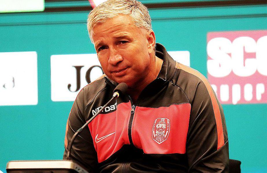 Dan Petrescu (52 de ani) a fost demis de la CFR Cluj, după eșecul din Cupa României, 0-1 cu Poli Iași.
