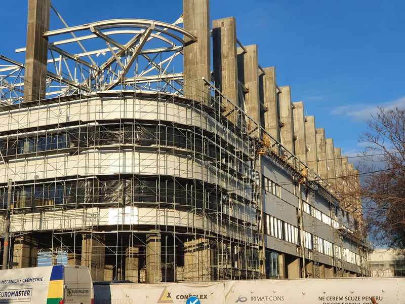 Stadion Giulești, 29.12.2020