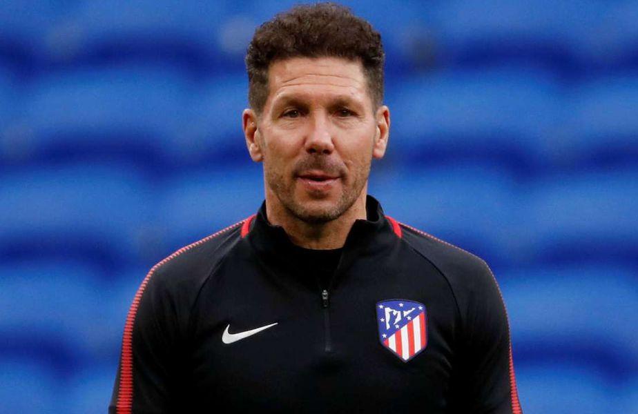 Atletico Madrid i-a găsit înlocuitor lui Diego Costa! Ce jucător poate ajunge sub comanda lui Diego Simeone