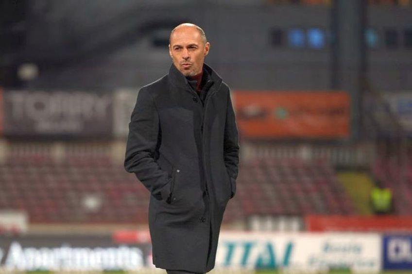 Bogdan Andone, antrenor FC Voluntari