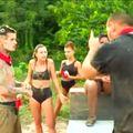 """Cătălin Moroșanu (36 de ani) și Alexandra Stan (31 de ani) au avut un schimb tensionat de replici la """"Survivor România""""."""