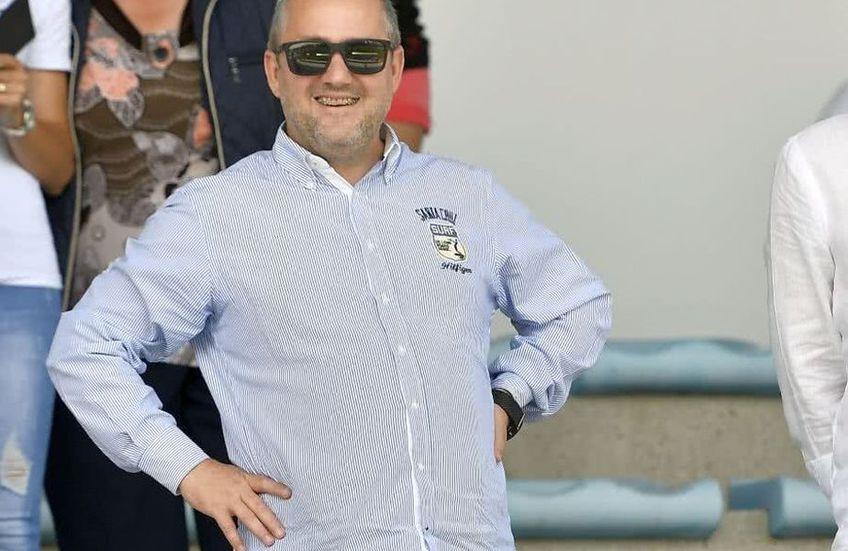 Mihai Rotaru, finanțator Craiova