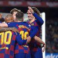 Leo Messi și colegii săi vor fi antrenați de Xavi din sezonul viitor // FOTO: Guliver/GettyImages