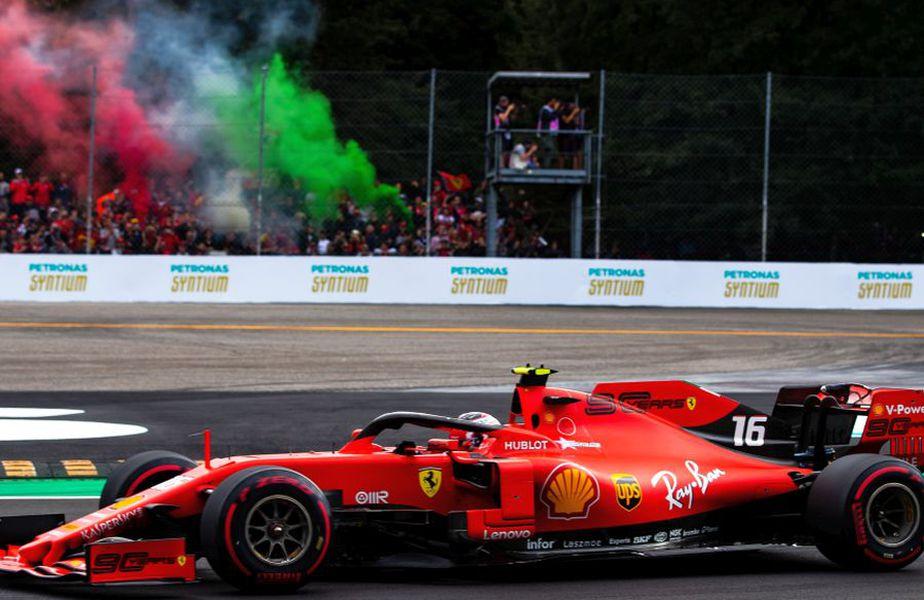 Ediția 2020 din Formula 1 ar putea să se întindă până în ianuarie 2021. foto: Guliver/Getty Images