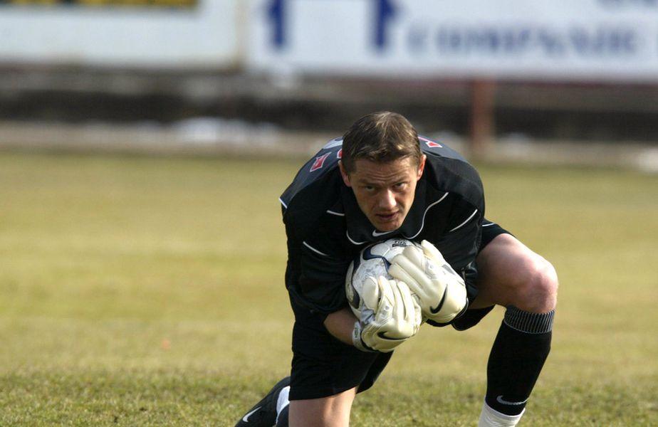 Martin Tudor are două titluri cu Steaua