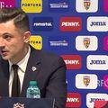 Selecționerul Mirel Rădoi a prefațat partida Armenia - România, de miercuri, din preliminariile Campionatului Mondial.