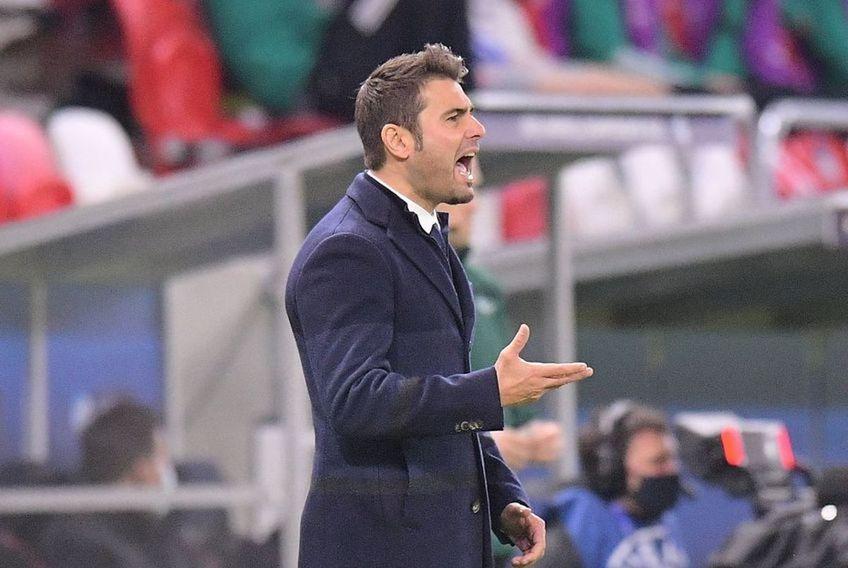 Adrian Mutu, selecționerul României U21, a fost forțat să efectueze 5 înlocuiri în formula de start pe care a trimis-o contra Germaniei U21: două din cauza suspendărilor, 3 din cauza oboselii.