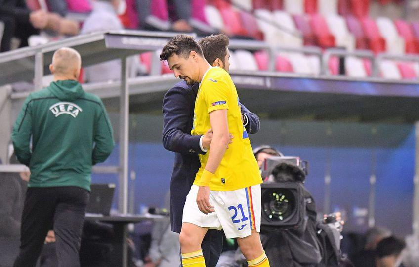 Adrian Petre nu a arătat nimic la Euro U21