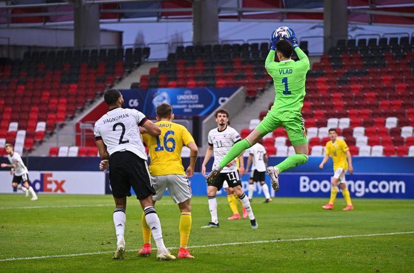 """Cotidianul batav De Telegraaf scrie că """"am evitat scenariul horror"""". 6-1 cu Ungaria și 0-0 la Germania - România, așa cum voia selecționerul olandez Van de Looi, și """"lalelele"""" au trecut de faza grupelor."""