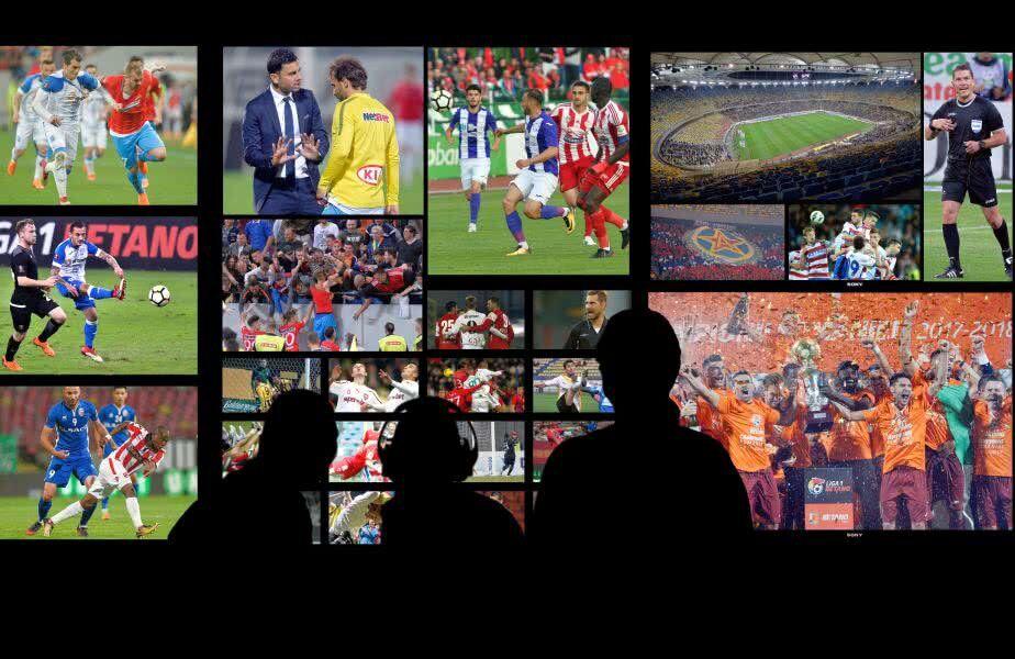 Deținătorul drepturilor TV pentru Liga 1 amenință că va cere daune