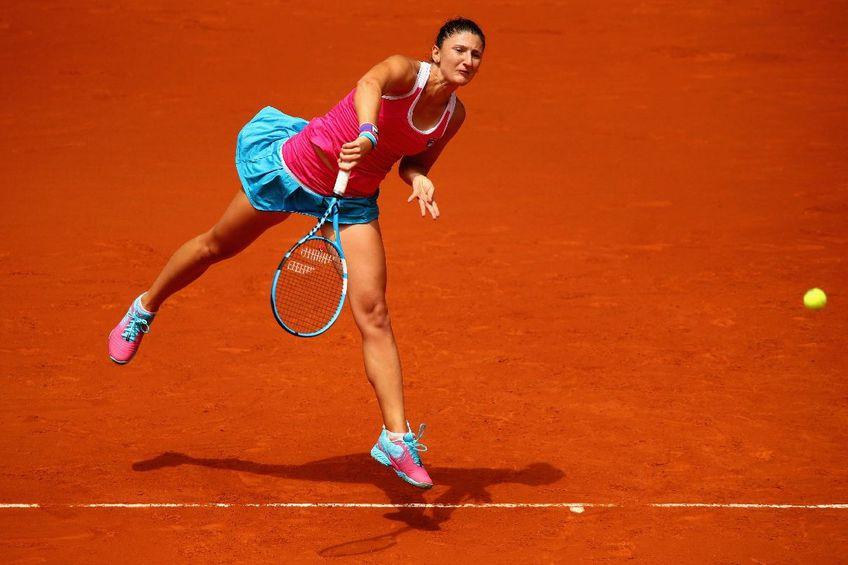 Irina Begu (30 de ani, 75 WTA) FOTO Guliver/Gettyimages