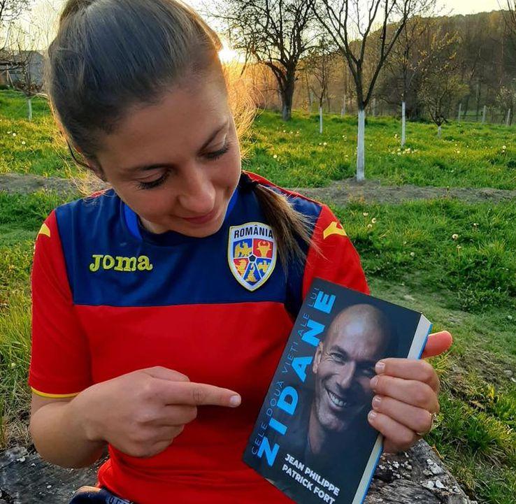Irina Giurgiu. Sursă foto: Facebook