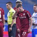 Ovidiu Haţegan, între jucătorii de la CFR Cluj