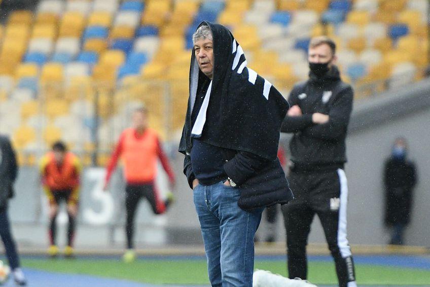 Mircea Lucescu (75 de ani) FOTO Facebook Dynamo Kyiv