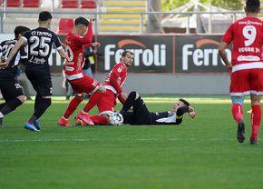 Chindia lui Săndoi, pe val în Liga 1! E neînvinsă în play-out după 1-0 cu UTA » Cum arată clasamentul