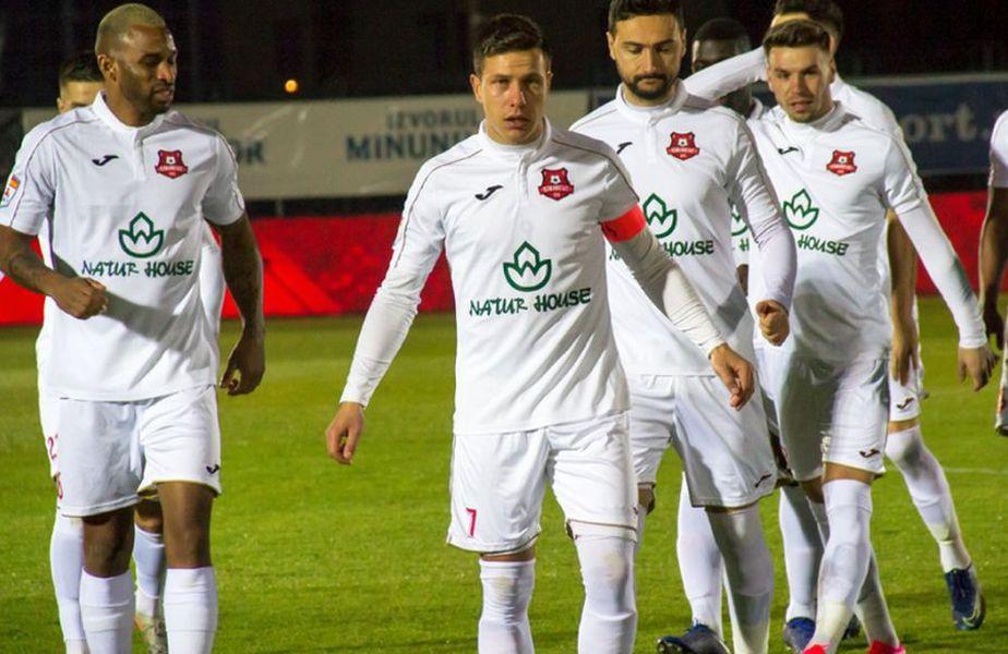 Schimbările pregătite în club au fost confirmate de către doi dintre jucătorii care s-au despărțit deja de sibieni. Sursă foto: Facebook Hermannstadt